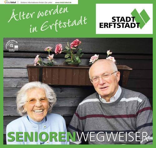 Älter werden in Erftstadt Seniorenwegweiser (Auflage 6)