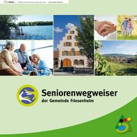 Seniorenwegweiser der Gemeinde Friesenheim (Auflage 1)