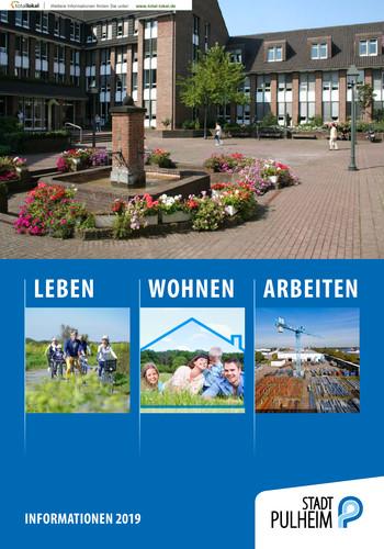 Leben Wohnen Arbeiten in der Stadt Pulheim (Auflage 9)