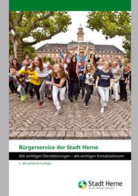 Bürgerservice der Stadt Herne (Auflage 5)