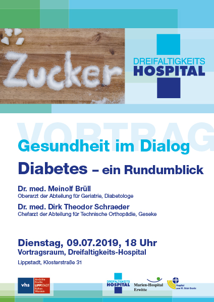 Diabetes – ein Rundumblick