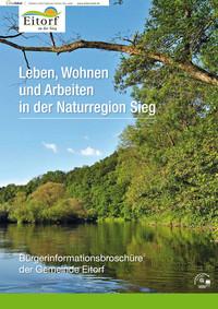 Bürgerinformationsbroschüre der Gemeinde Eitorf (Auflage 8)