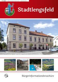 Stadtlengsfeld Bürgerinformationsbroschüre (Auflage 4)
