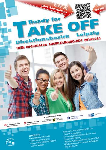 Ready for Take Off 2019/2020 - Magazin für Ausbildung, Beruf und mehr... Leipzig (Auflage 11)