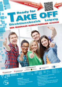 Ready for Take Off 2019/2020 - Magazin für Ausbildung, Beruf und mehr... Leipzig (Auflage 11)