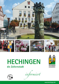 Hechingen die Zollernstadt informiert (Auflage 14)