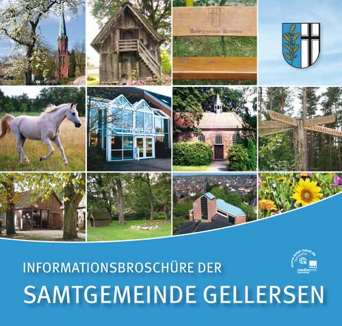 Informationsbroschüre der Samtgemeinde Gellersen (Auflage 10)
