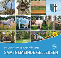 Informationsbroschüre der Samtgemeinde Gellersen (Auflage 10)