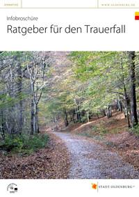 Ratgeber für den Trauerfall Stadt Oldenburg (Auflage 3)
