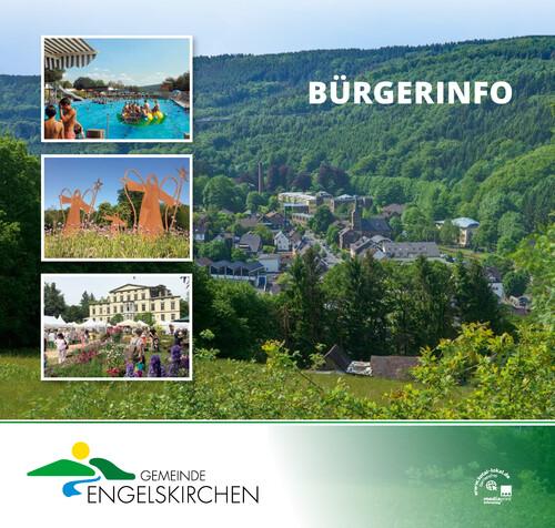 Bürgerinformationsbroschüre der Gemeinde Engelskirchen (Auflage 14)