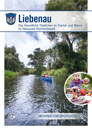 Stadt Liebenau Informationsbroschüre (Auflage 2)