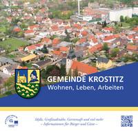 Gemeinde Krostitz Wohnen, Leben, Arbeiten (Auflage 1)