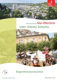 Stadt Idar-Oberstein Leben. Arbeiten. Einkaufen (Auflage 13)