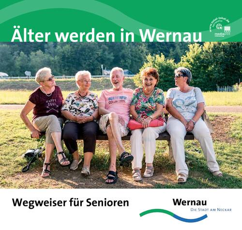 Älter werden in Wernau (Auflage 1)