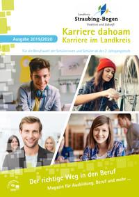 Karriere dahoam Karriere im Landkreis Straubing-Bogen (Auflage 1)
