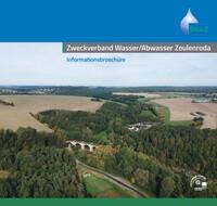 Zweckverband Wasser/Abwasser Zeulenroda Informationsbroschüre (Auflage 1)