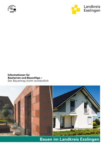 Bauen im Landkreis Esslingen (Auflage 1)