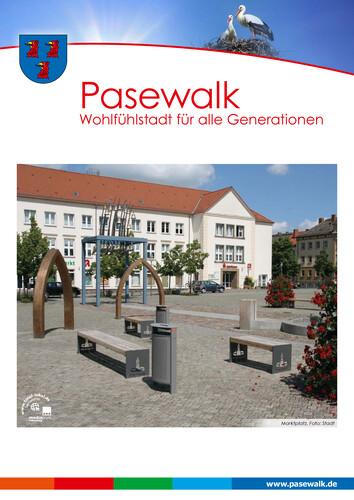 Pasewalk Wohlfühlstadt für alle Generationen (Auflage 3)