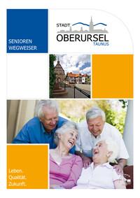 Seniorenwegweiser der Stadt Oberursel Taunus (Auflage 3)