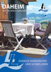 Zuhause barrierefrei und sicher leben im Landkreis Landsberg am Lech (Auflage 1)