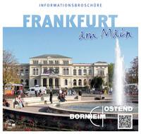 Informationsbroschüre Frankfurt am Main Bornheim Ostend (Auflage 3)