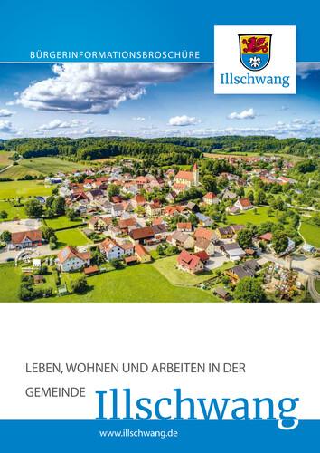 Bürgerinformationsbroschüre Gemeinde Illschwang (Auflage 1)