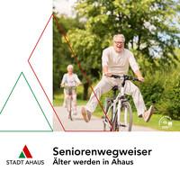 Älter werden in Ahaus Seniorenwegweiser (Auflage5)