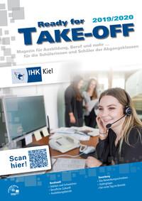 Ready for Take Off 2019/2020 - Magazin für Ausbildung, Beruf und mehr... Kiel (Auflage 25)