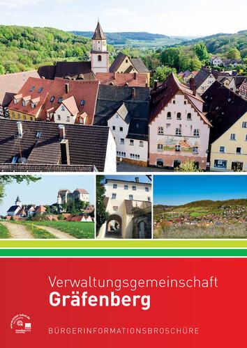 Bürgerinformationsbroschüre Verwaltungsgemeinschaft Gräfenberg (Auflage 4)