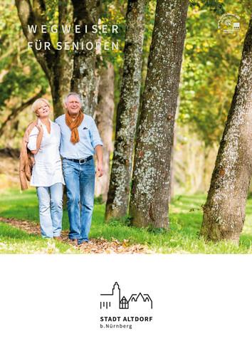 Wegweiser für Senioren Stadt Altdorf bei Nürnberg (Auflage 1)