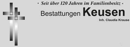 Bestattungen Keusen