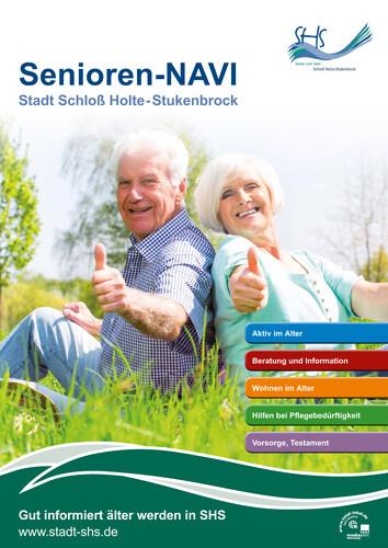 Senioren-NAVI Stadt Schloß Holte - Stukenbrock (Auflage 3)