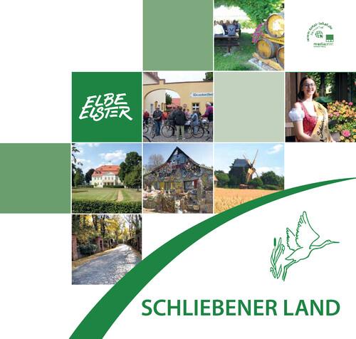 Informationsbroschüre Schliebener Land (Auflage 1)