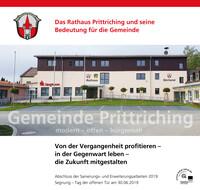 Das Rathaus Prittriching und seine Bedeutung für die Gemeinde (Auflage 1)