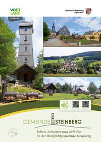 Bürgerinformationsbroschüre der Gemeinde Steinberg (Auflage 8)