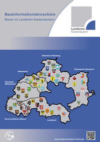 Bauinformationsbroschüre Landkreis Kaiserslautern (Auflage 10)