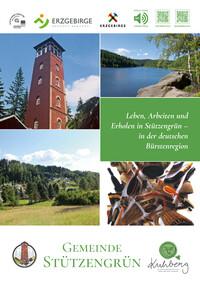 Bürgerinformationsbroschüre der Gemeinde Stützengrün (Auflage 1)