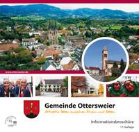 Ottersweier Informationsbroschüre (Auflage 17)