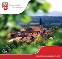 Samtgemeinde Sachsenhagen Bürgerinformationsbroschüre (Auflage 5)