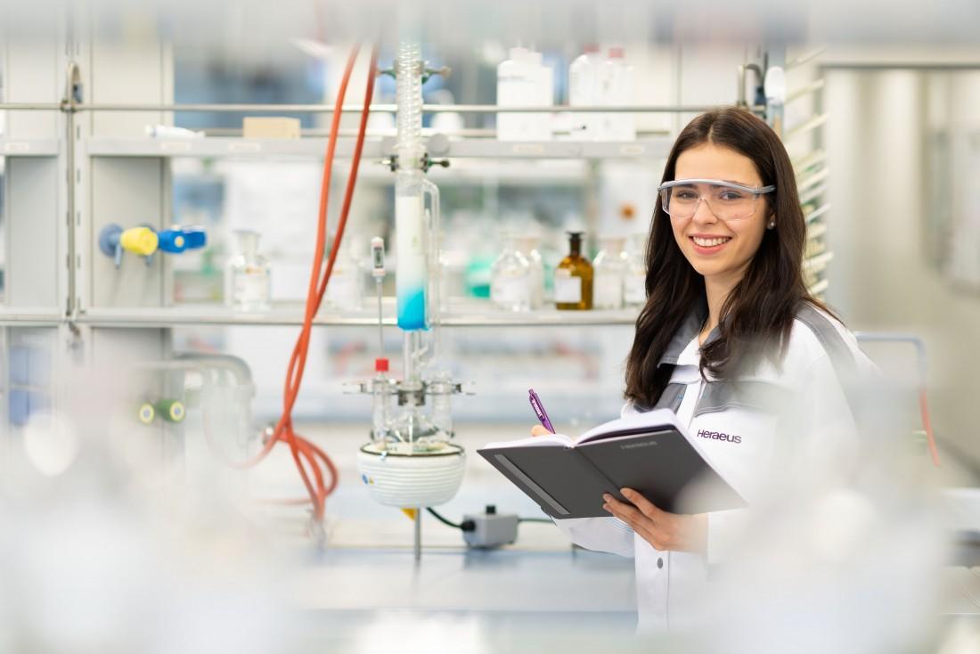 Chemielaborant (m/w/d)