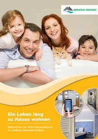 Maßnahmen zur Wohnraumanpassung im Landkreis Mansfeld-Südharz (Auflage 1)