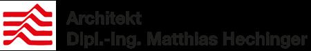 Dipl-Ing. Matthias Hechinger