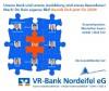 Bewerbung für die Ausbildung ab 2020 bei der VR-Bank Nordeifel eG