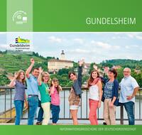 Informationsbroschüre der Deutschordenstadt Gundelsheim (Auflage 12)