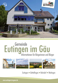 Eutingen im Gäu Informationen für Bürgerinnen und Bürger (Auflage 6)