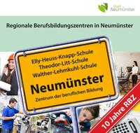 Regionale Berufsbildungszentren in Neumünster (Auflage 5)