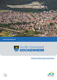 Informationsbroschüre Große Kreisstadt Hockenheim (Auflage 13)