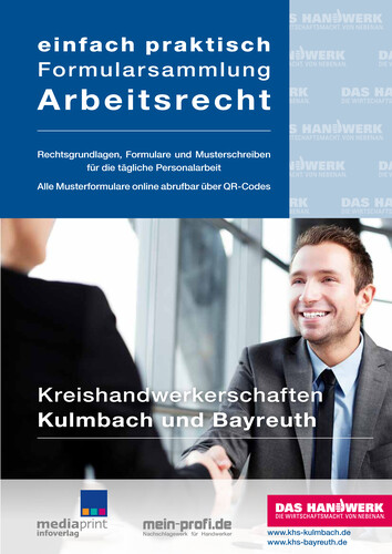 Kreishandwerkerschaften Kulmbach und Bayreuth (Auflage 3)