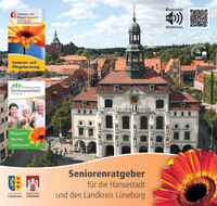 Seniorenratgeber für die Hansestadt und den Landkreis Lüneburg (Auflage 4)