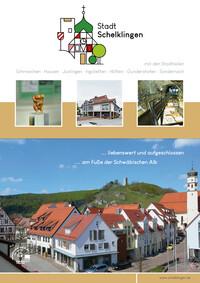 Bürgerinformationsbroschüre Stadt Schelklingen (Auflage 11)